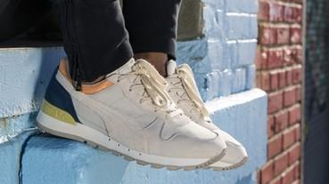 PUMA、BWGH 再聯名,用 TX-3 復古跑鞋傳遞奔放生活態度