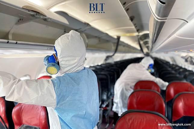 เดินทางเข้า-ออกสนามบินไทยปลอดภัยจาก Covid-19