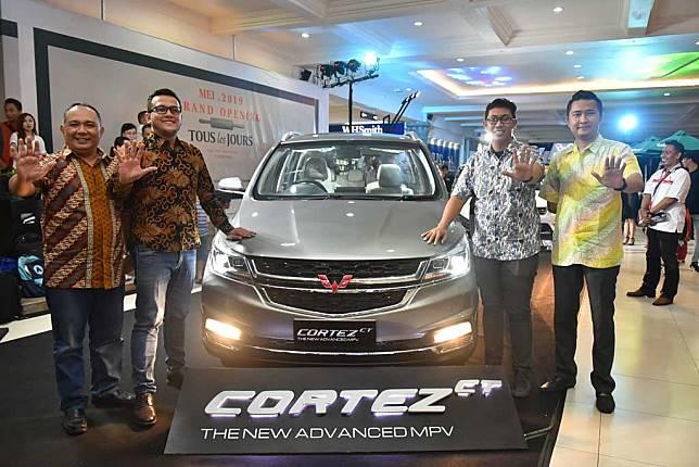 Geber Perkenalan, Wuling HadirkanCortez CT dan Confero S ACT di Bali