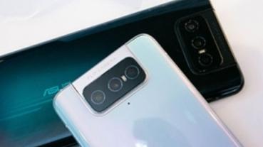 雙色機身、翻轉三鏡頭,ASUS ZenFone 7 實機試玩