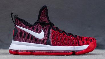 新聞分享 / Nike Zoom KD 9 'Red Black'