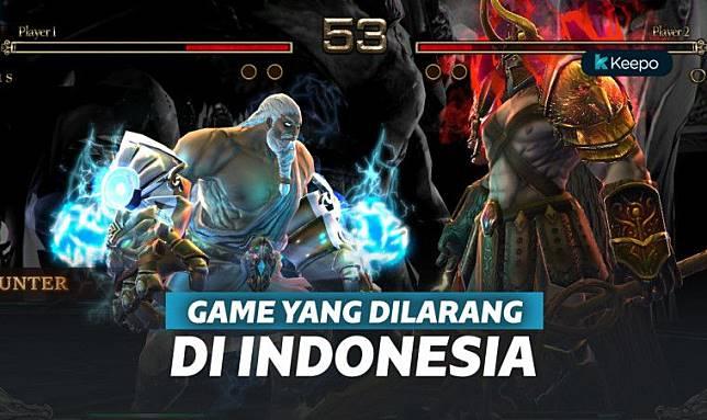 8 Game yang Dilarang di Indonesia, Bahaya dimainkan Bocah