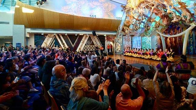 Tari Saman Gebrak UNESCO International Dance Day di Selandia Baru