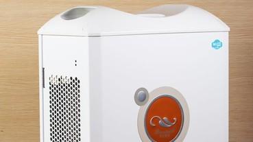Bosswell ZB2200 開箱,智慧電離式空氣清淨機