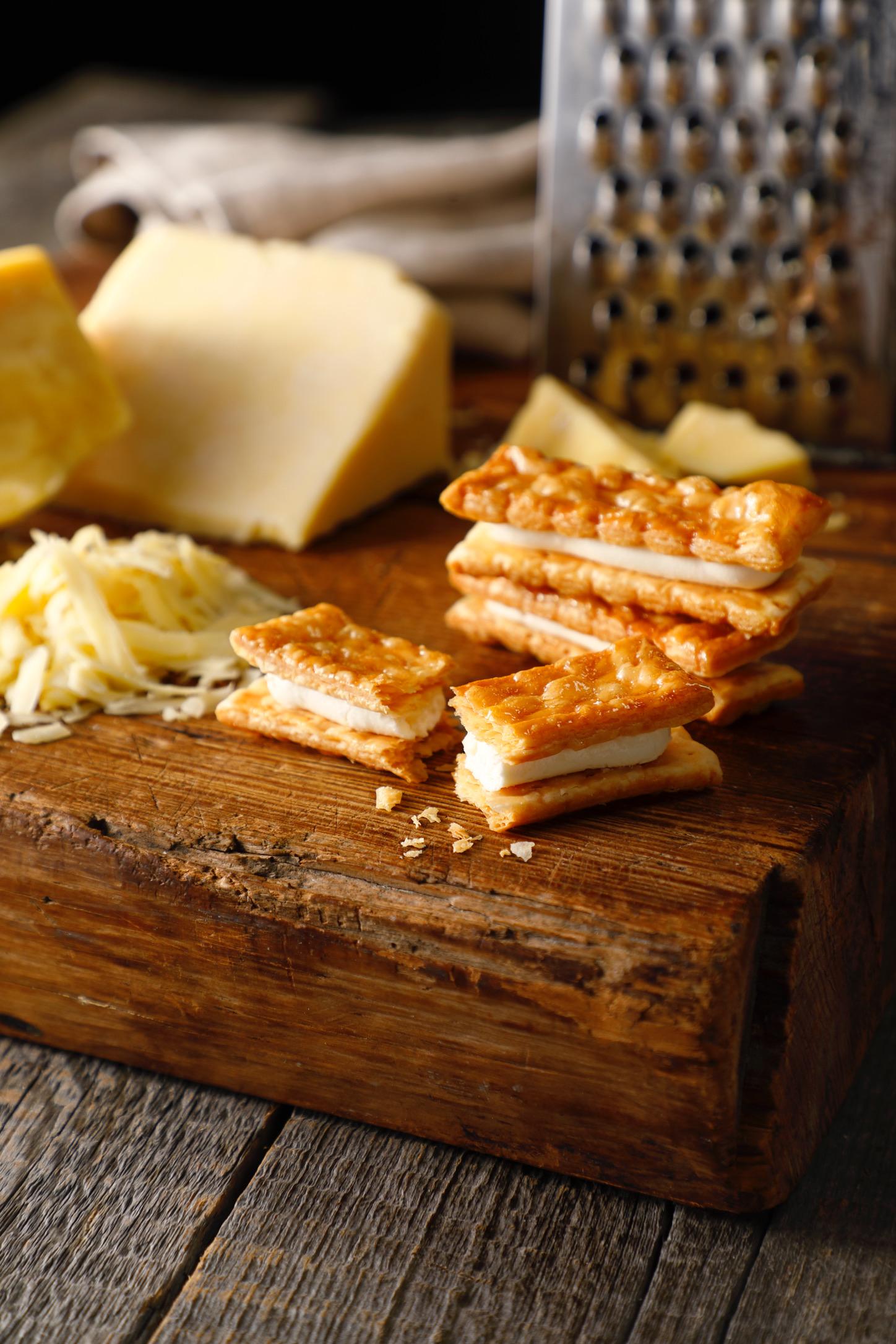 東京車站伴手禮 チェダーチーズパイサンド