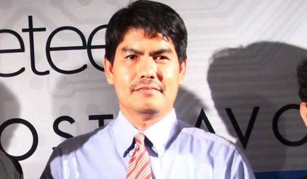 VP Corsec Garuda Indonesisa Ikhsan Rosan