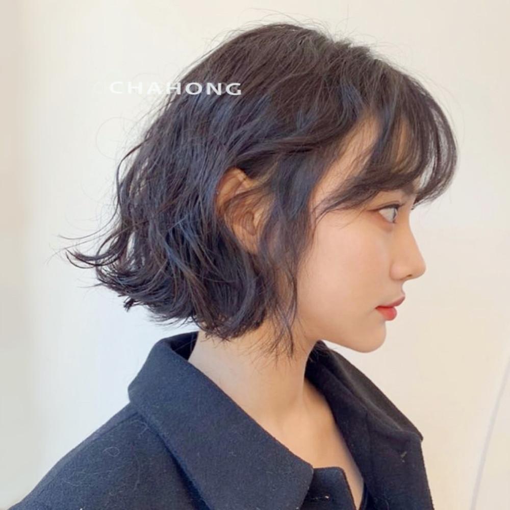 2020秋冬短髮推薦4:S型外翻捲度CLASSIC PERM