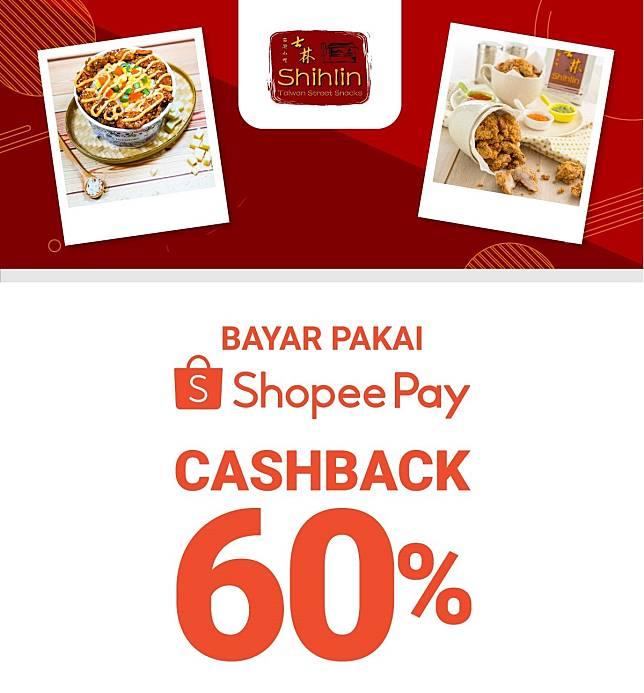 Shopee Pay Promo Shihlin Cashback 60 Shopee Pay Line Today