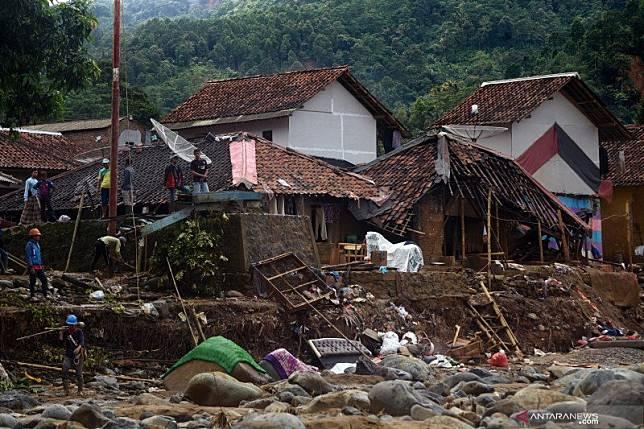 Warga korban banjir Lebak akan terima dana renovasi rumah