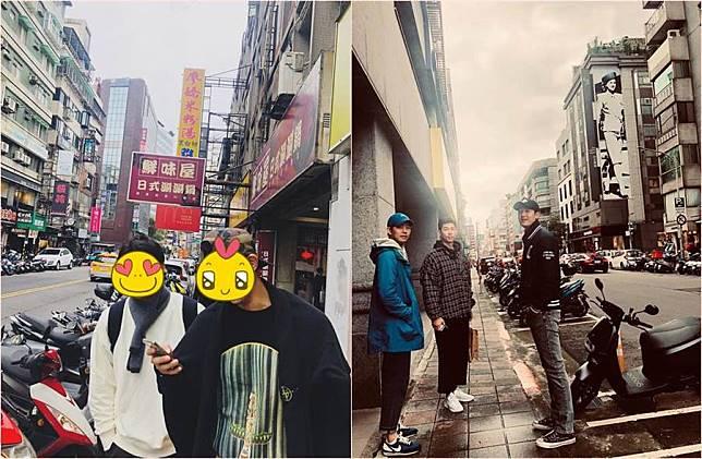 超大咖韓星已在台北私人遊五天,粉絲紛紛留言想巧遇。(圖/翻攝自李已雨IG)
