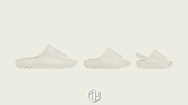 adidas x Kanye West YEEZY Slide 拖鞋正式發佈