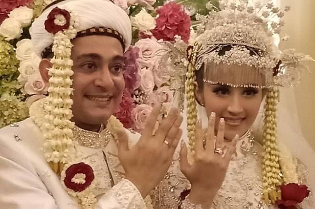 Tsamara Amany Nikahi Profesor New York University yang 13 Tahun Lebih Tua Darinya, Intip Potret Pernikahannya yang Dihadiri Ahok Sampai Presiden Jokowi