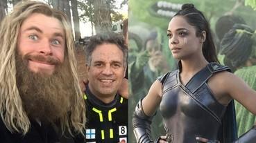 雷神索爾原本要親女武神?羅素兄弟揭露《復聯 4》刪減戲份 網友驚:好險沒這麼做!