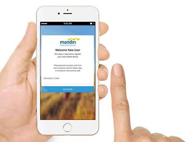 Ini Cara Aktivasi Mandiri Internet Bisnis Mobile Untuk Transaksi Bisnis Kontan Co Id Line Today