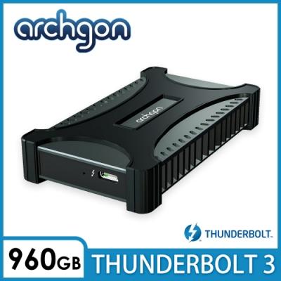 Thunderbolt 3 高質感鋁合金,出色的散熱表現 外型極致輕巧、時尚設計 內含防撞矽膠套,保護外殼 原廠一年有限保固