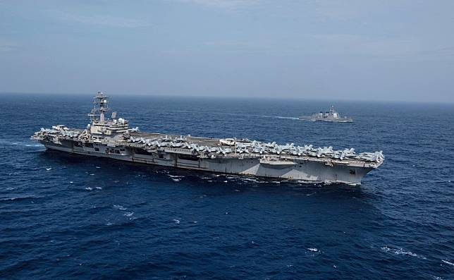 Drills show US is committed to a sustained military presence in Western Pacific