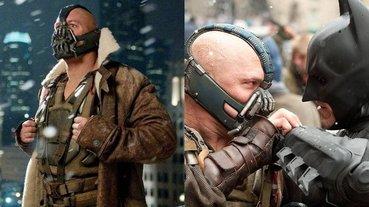 疫情引爆中二潮?《黑暗騎士》班恩面具爆賣到瘋狂缺貨,美軍急呼籲:那沒有防疫功能!