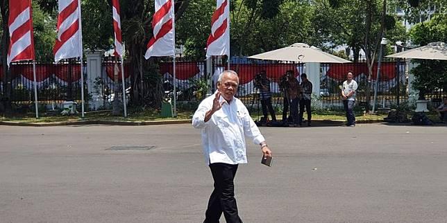 Datang Ke Istana, Basuki Hadimuljono Disebut Netizen Menteri Nyentrik