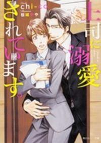 上司に溺愛されています。 (角川ルビー文庫) 日文書