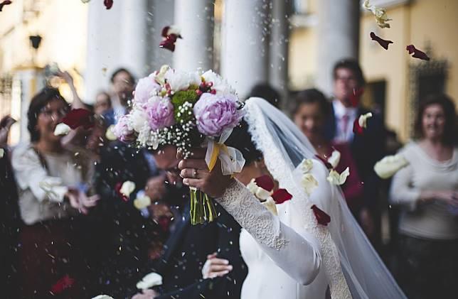 ▲結婚。(示意圖/翻攝自 pixabay )