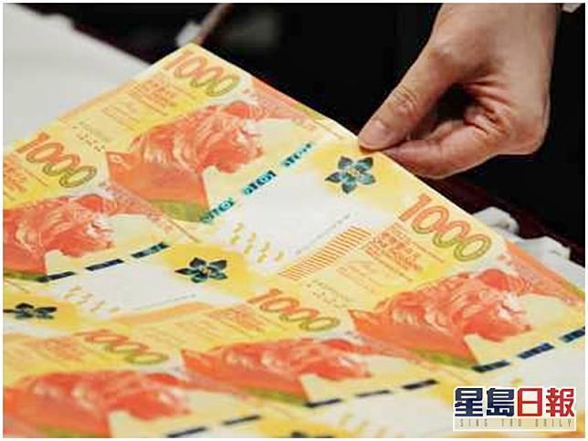資金持續湧入香港。資料圖片
