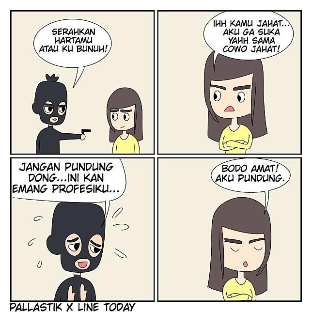 Kata Gaul Arti Pundung Bahasa Sunda Yang Jadi Bahasa Gaul Pallastik Line Today