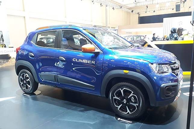 Renault Kwid Climber diluncurkan di GIIAS 2019