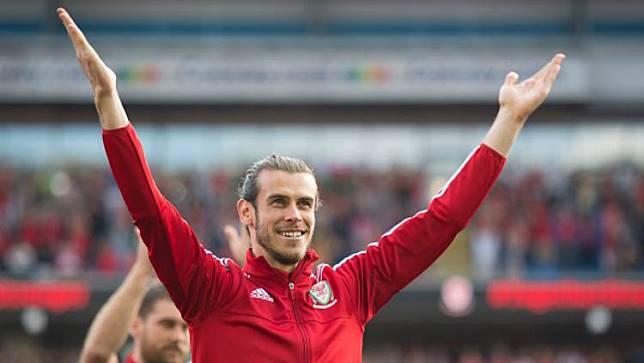 Wajah Pesepak Bola Dunia Saat Debut di Timnas: Bale Masih Polos