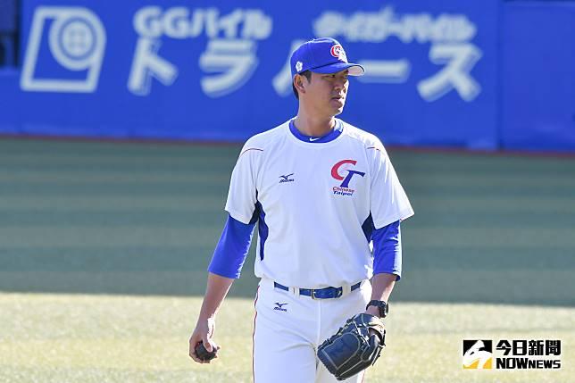 ▲世界棒球12強,投手助理教練王建民。(圖/記者葉政勳