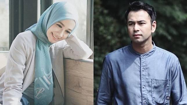Reunian sama Mantan, Potret Silaturahmi Raffi Ahmad & Laudya Cynthia Bella Bikin Hati Adem