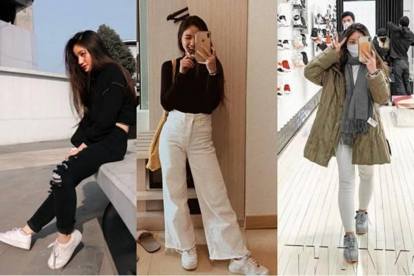 10 Ide Ootd Pakai Sepatu Ala Bella Graceva Cocok Untuk Remaja