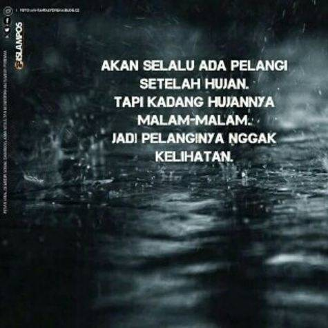 20 Meme Hujan Ini Bikin Kamu Ketawa Ngakak Sambil Perosotan