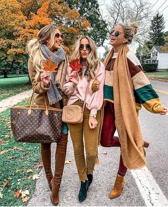 5 Inspirasi Fall-Look yang Sesuai Personality Babes!