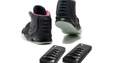 球鞋概念手機保護殼 by Quincy Design Co.