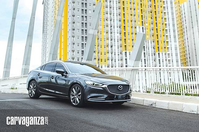 TEST DRIVE: Mazda6 Elite Sedan 2018, Aestethically Exciting
