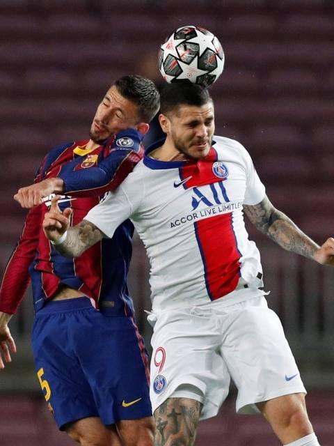 4 Biang Kerok Kekalahan Memalukan Barcelona dari PSG di Camp Nou (2)