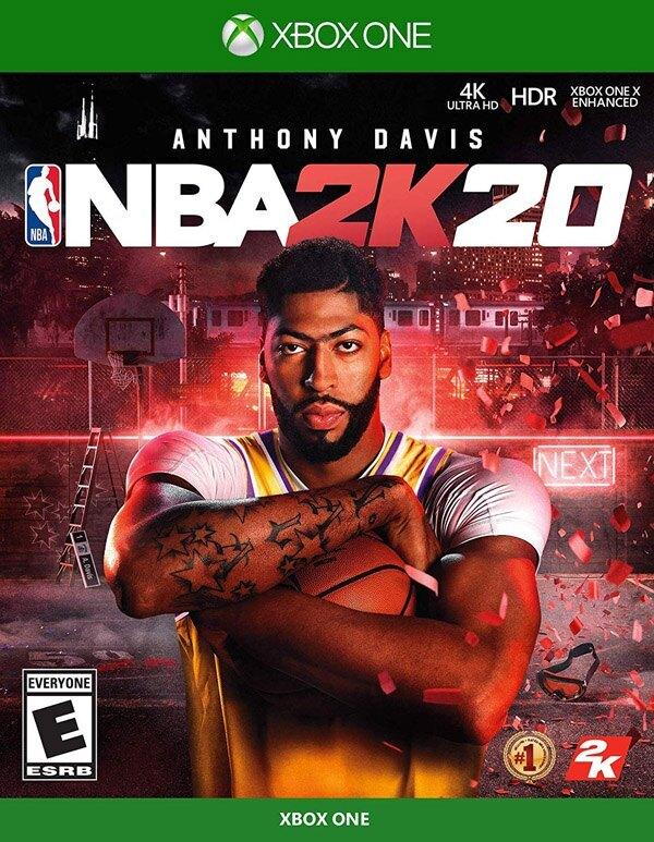 [現金價] Xbox One 美國職業籃球 NBA 2K20 亞版中文版 實體版 預購2019/9/6。影音與家電人氣店家玉山最低比價網的首頁、PSP/xbox360、@Xbox one 館有最棒的商