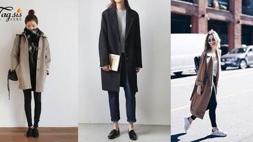 矮個子女生也可以穿大衣!4個穿衣比例要訣,選對大衣矮女生也可以擁有長腿~