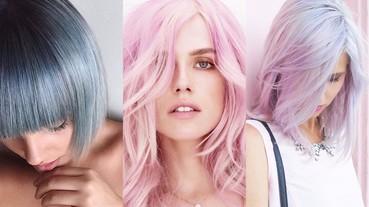 潮人必看!2016 年髮色的 4 大流行趨勢