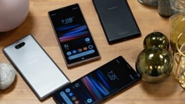不一樣的中階手機:Sony Xperia 10 & 10 Plus 實機初體驗