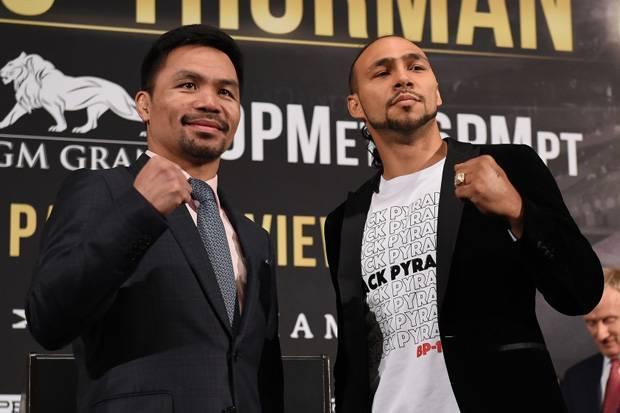 Pacquiao vs Thurman: Ini Prediksi Petinju Top Dunia