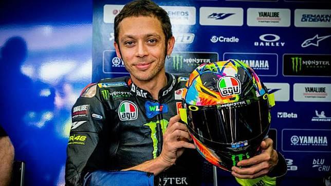 Jika Pensiun dari MotoGP, Ini 3 Pekerjaan yang Bisa Dilakoni Valentino Rossi