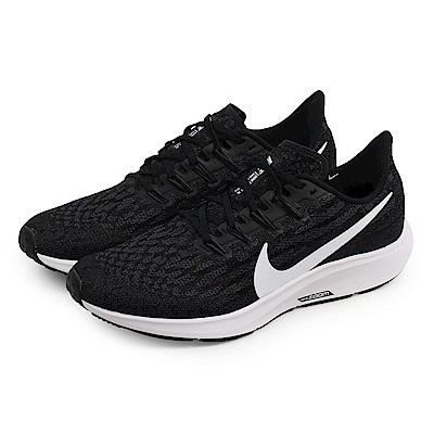 品牌: NIKE型號: AQ2203-002品名: PEGASUS 36配色: 黑色特點: 慢跑鞋 運動