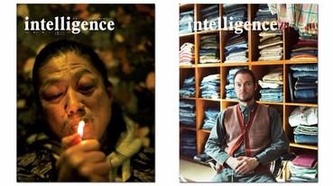 《intelligence Magazine》Issue 04:雙封面一次帶你看懂 Wacko Maria 與 LVC