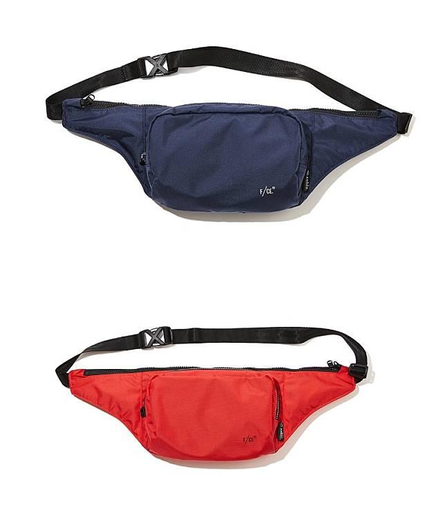 RN Waist Bag採用輕薄貼身線條設計,可以輕鬆收納隨身小物,出門外遊就最適合。(互聯網)