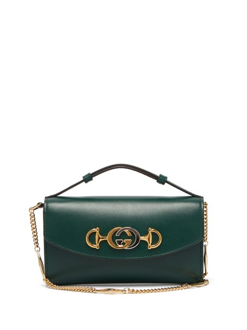 Gucci - Alessandro Michele entwines Gucci's iconic GG and Horsebit motifs to create the silver and g