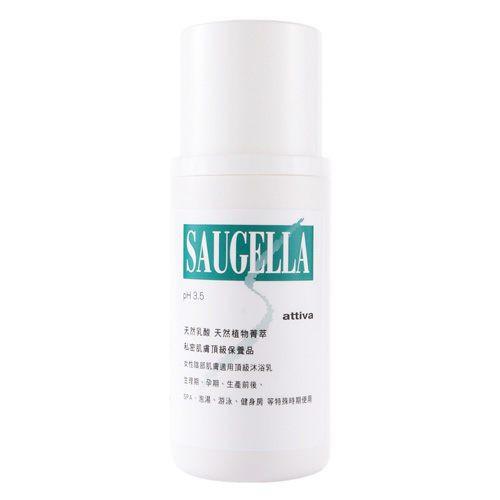 Saugella賽吉兒 PH3.5菁萃潔膚凝露(加強型) 100ml【BG Shop】