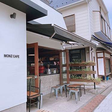 MONZ CAFE 門前仲町店のundefinedに実際訪問訪問したユーザーunknownさんが新しく投稿した新着口コミの写真