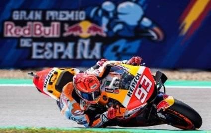 Finis Kesembilan di MotoGP Spanyol 2021, Marc Marquez: Saya Menyerah