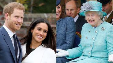 英國女皇點頭了!哈利梅根將淡出皇室 「尊重理解他們希望獨立生活的決定」